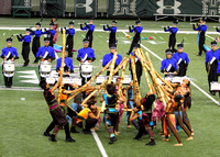 11/5/2012 Moanalua High School Menehune Marching Band and Color Guard