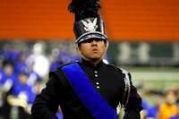 11/9/2012 Moanalua High School Menehune Marching Band and Color Guard