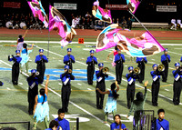 11/2/2013 Moanalua High School Menehune Marching Band and Color Guard